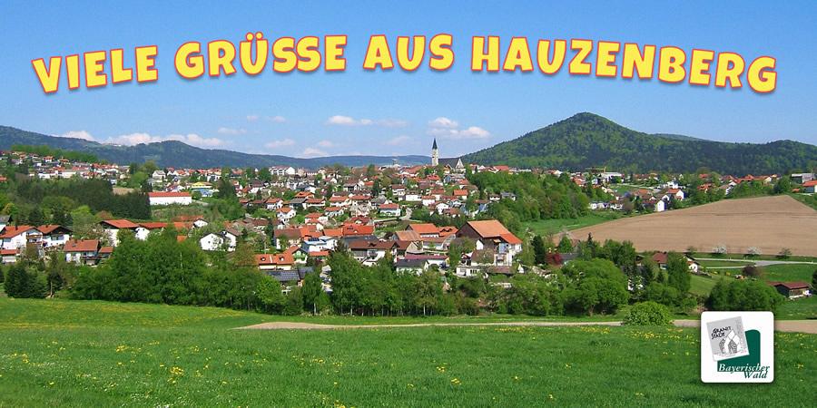 Grüße aus Hauzenberg
